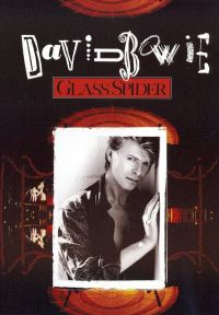 Cover David Bowie - The Glass Spider Tour [DVD]